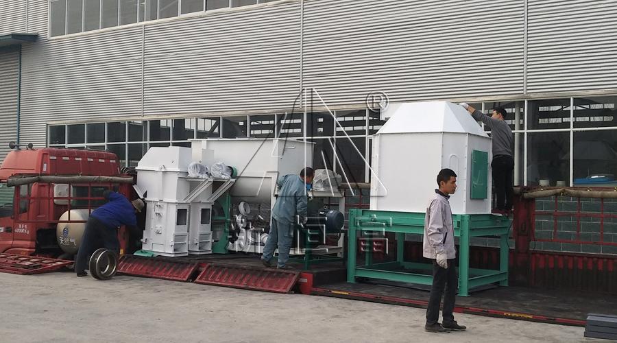 SKLN2.5立方逆流式冷却器